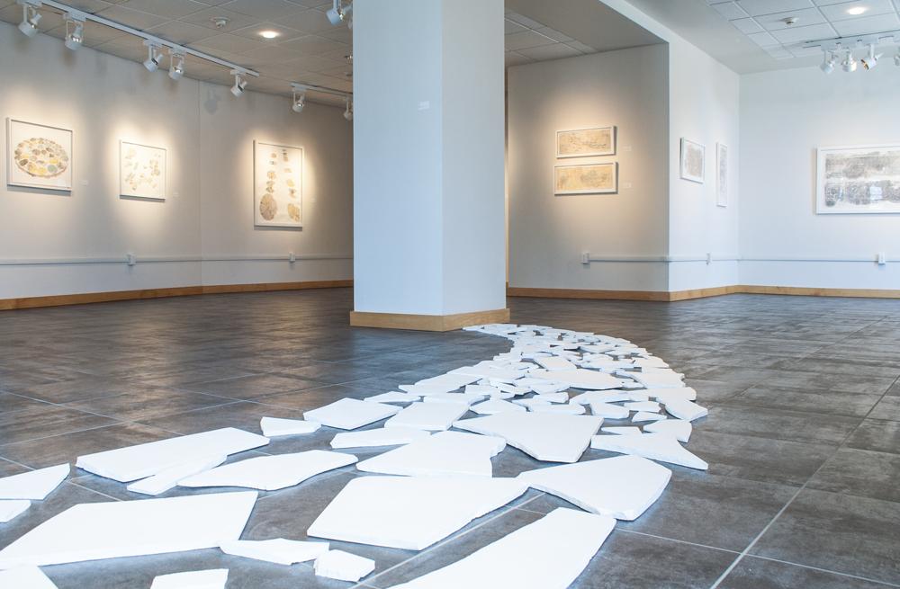 Lù Way at Haas Gallery