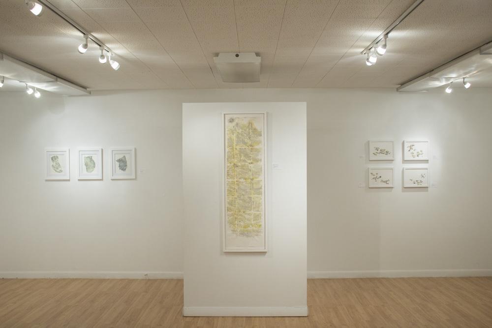 Lù Way at Brickton Art Center